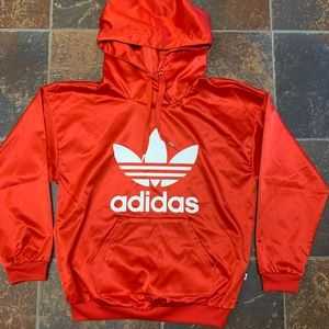 Adidas Originals Pull Over Hoodie Womans